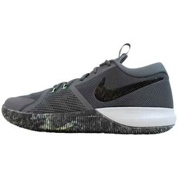 Nike Zoom Assersion Basketball Shoes Black Dark Gray 917505-