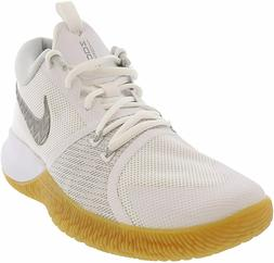 Nike Zoom Assersion White Basketball Shoes 917505-101 Size 1